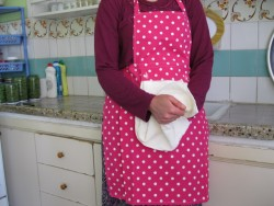 - Mutfak Önlüğü Takımı