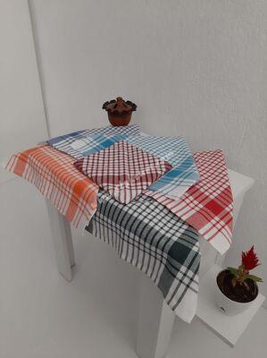 Mutfak Peçetesi Kurulama Bezi Alman Peçetesi 6 Renk 6 lı ve 12 li Paket