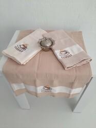 Mef Collection - Mutfak Havlusu Kurulama Bezi 3 Renk 3 lü 6 lı ve 12 li Paket