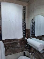 Otel Banyo Havlusu Büyük Boy Beyaz 90X145 cm 6 ad. - Thumbnail