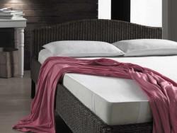 Sıvı Geçirmez Yatak Koruyucu Alez Beyaz - Thumbnail