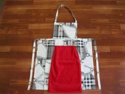 - Mutfak Önlüğü Takımı (1)