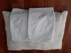 Fermuarlı Yastık Kılıfı, Yastık Mitili 6lı ve 12li Paket - Thumbnail