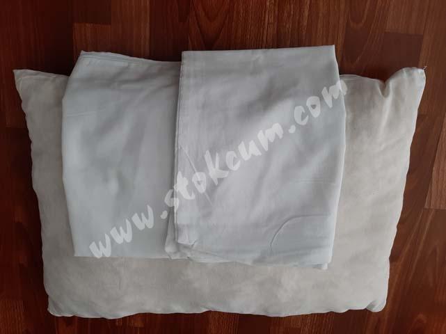 Fermuarlı Yastık Kılıfı, Yastık Mitili 6lı ve 12li Paket